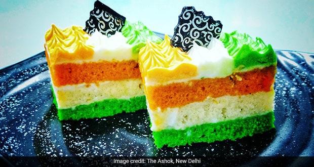 Tiranga Pastry