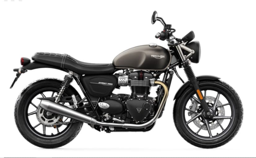 Triumph is offering customisation options for all its motorcycles in India