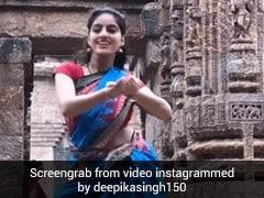 Deepika Singh के Video ने बटोरी सुर्खियां, कोणार्क मंदिर में क्लासिकल डांस करती दिखीं एक्ट्रेस