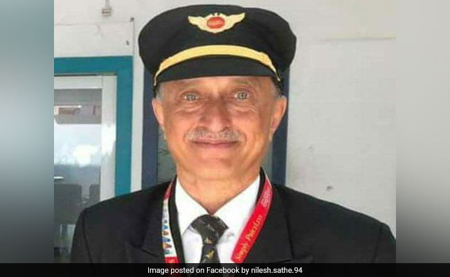 Air India Express Pilot Survived Crash In Early 90s, Returned To Flying