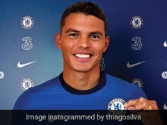 Thiago Silva Sets Sights On Premier League Glory With Chelsea