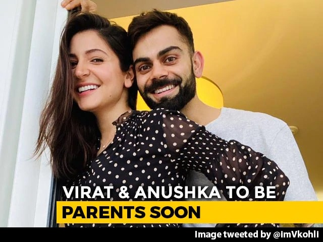 Anushka & Virat Expecting Their First Child, Big B Shares Pics From KBC Sets