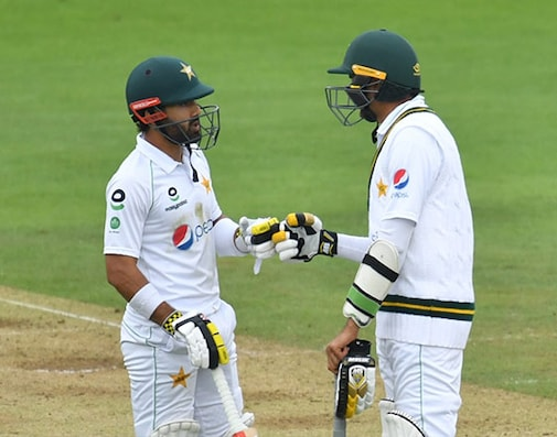 2nd Test: Rizwan's Gritty Half-Century Frustrates England On Day 2