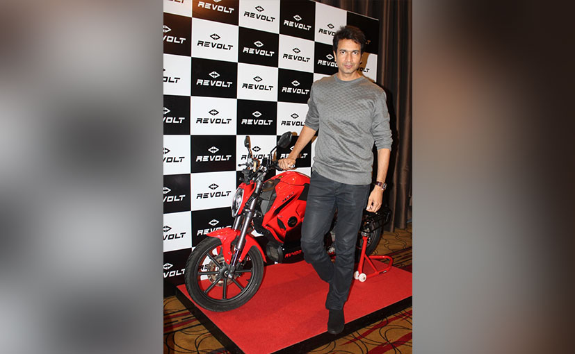 Revolt Confirms Its Electric Bikes Are Made In India