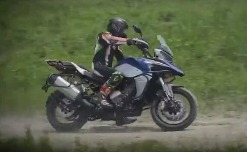 The QJMotor SRB 750 is expected to share the engine and chassis with the Benelli TRK 800