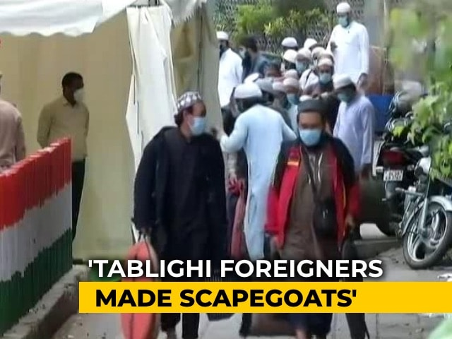 """Video : Foreigners Made """"Scapegoat"""" Over Covid: Court On Islamic Sect Event"""