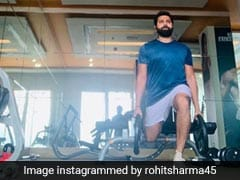 """Finally Hitman Hits The Gym"": Yuvraj Singh's Cheeky Comment On Rohit Sharma's Instagram Post"