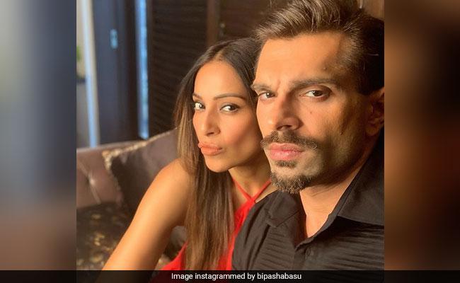 "Photo of Bipasha Basu Says Kissing On Screen Is ""Scary"" But Having Karan Singh Grover As Co-Star Helps"