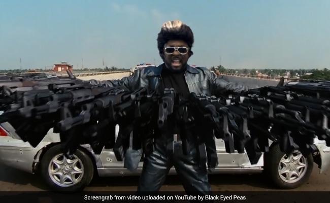 ICYMI: Black Eyed Peas' New Song Action Has A Rajinikanth Twist