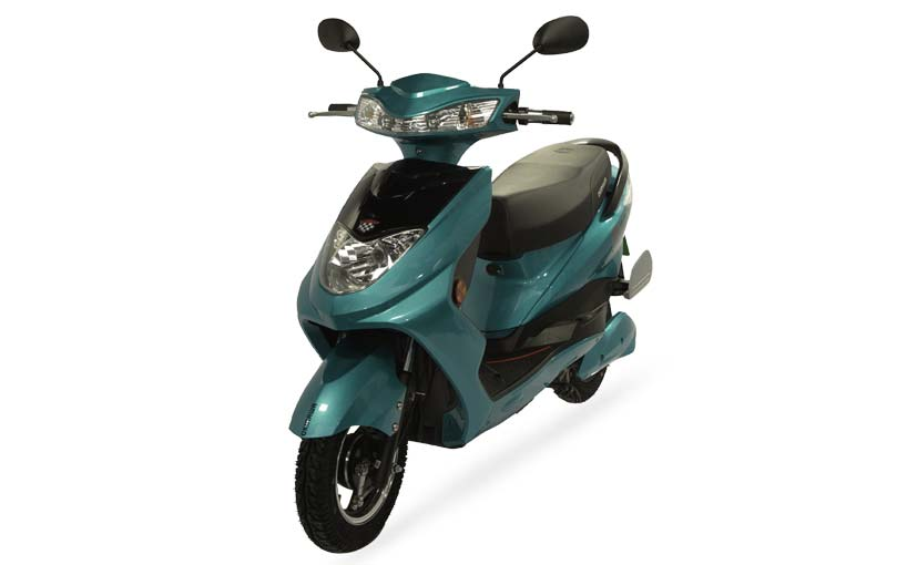 The Okinawa R30 is a low-speed electric scooter and it is priced at Rs. 58,992