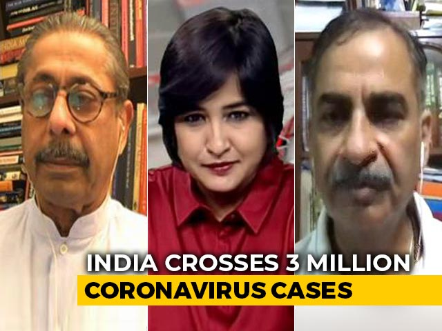 Video : India Crosses 3 Million Covid-19 Cases: Are We Doing Enough?