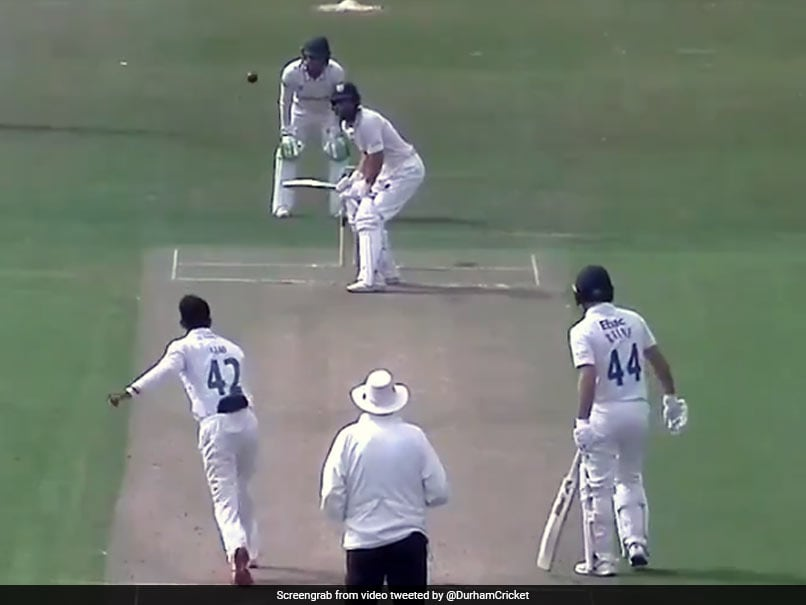 Durham and Leicestershire Forfeit An Innings Each To Set Up A Result. Watch