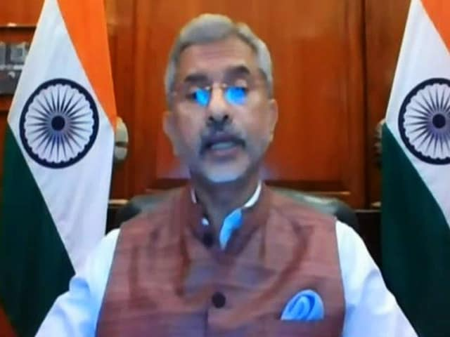 """Video : """"Most Serious Situation After 1962"""": S Jaishankar On Ladakh"""