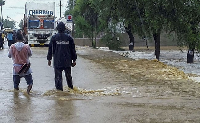 Heavy Rains Over Central, East India In Next 5 Days: Weather Office