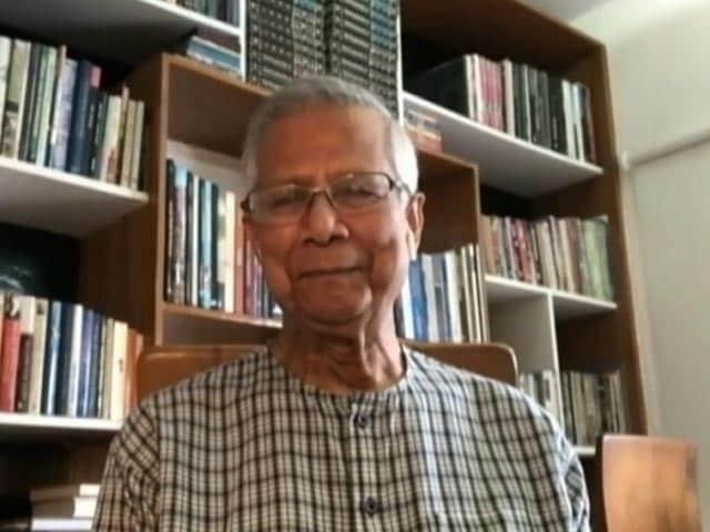 Video : Rural Economy Should Be Independent Economy: Muhammad Yunus, Nobel Laureate & Magsaysay Awardee