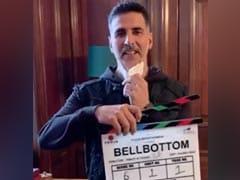 अक्षय कुमार की 'बेल बॉटम' की शूटिंग कोरोना में यूं हुई शुरू, Video शेयर कर बोले- थोड़ा मुश्किल है, लेकिन...