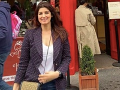 "Twinkle Khanna Visits The ""Birthplace Of Harry Potter"". Potterheads, Jealous Much?"