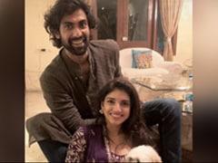 The Internet Is Obsessing Over This Pic Of Newlyweds Miheeka Bajaj And Rana Daggubati