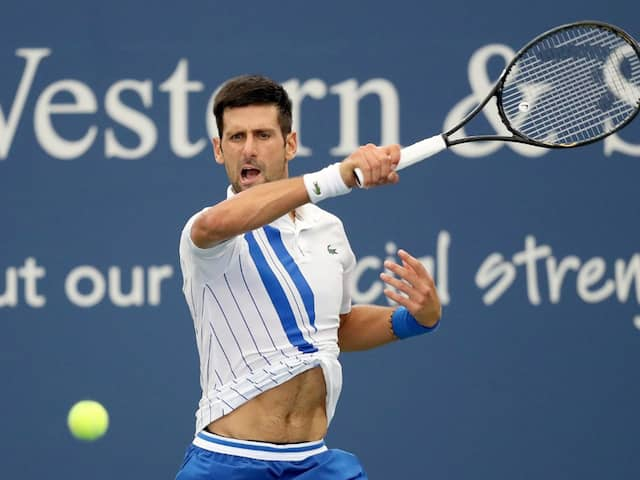Us Open Novak Djokovic Seeks 18th Grand Slam Title As Hungry Foes Lurk Tennis News