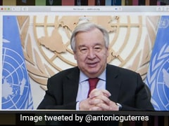 India Should Be At Helm Of Global Leadership On Climate Action: UN Chief