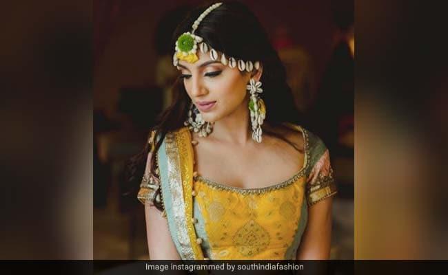 Pics From Miheeka Bajaj's Haldi Ceremony Are Truly Stunning