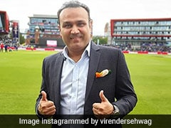 Sri Lanka vs England, 1st Test: Sri Lanka Player's High-Five Faux Pas Inspires Hilarious Post From Virender Sehwag