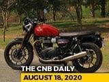 Video : BS6 Triumph Bonneville, Ducati Panigale V2 Launch Date, Audi Service Campaign