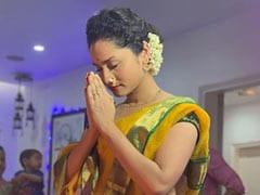 अंकिता लोखंडे ने गणेश चतुर्थी पर मांगी मुराद, बोलीं- मुझे इंतजार है कि... देखें Photo
