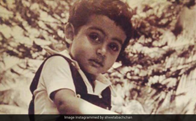 अभिषेक बच्चन को टॉय बाइक पर बैठा देख भांजे ने लिखा 'धूम धूम' तो मां Shweta Bachchan से यूं मिला करारा जवाब
