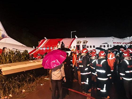 केरल एयरपोर्ट पर विमान के क्रैश होने के 5 मिनट बाद क्या-क्या हुआ, जानिए