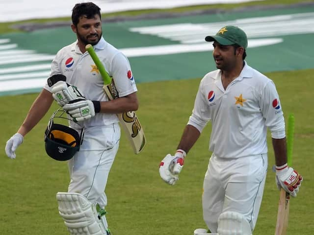 Axed After World Cup, Sarfaraz Ahmed Back In Pakistan Squad For 1st England Test