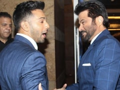 Anil Kapoor's Biceps To Die For Have A Varun Dhawan Backstory. Read Their Exchange