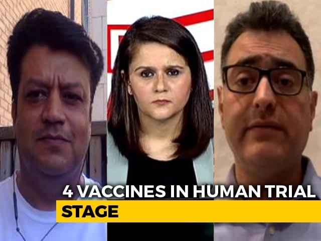 Video : Russia's Claims It Has The World's First COVID-19 Vaccine: Is It Safe?