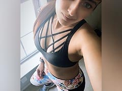 Ileana D'Cruz's Latest Workout Selfie Is Burning Up Instagram And How