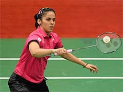 Saina Begins Training, Will Join Camp At SAI Centre After Couple Of Weeks
