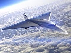 Virgin Galactic, Rolls-Royce Team Up To Build Mach 3 Plane