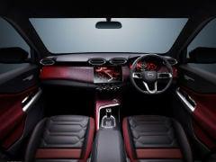 Nissan Magnite Subcompact SUV Concept Interior Revealed