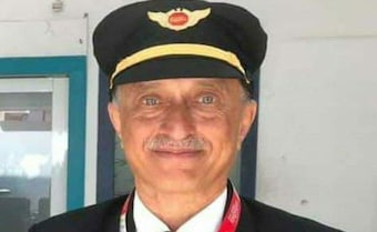 Captain Who Died In Kerala Plane Crash Was Decorated Ex-Air Force Pilot