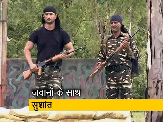Videos : सुशांत सिंह राजपूत के साथ जय जवान (Aired: अगस्त, 2017)