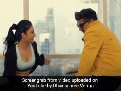 युजवेंद्र चहल की मंगेतर Dhanashree Verma ने गुरु रंधावा संग 'स्लोली-स्लोली' पर किया जोरदार डांस- देखें Video
