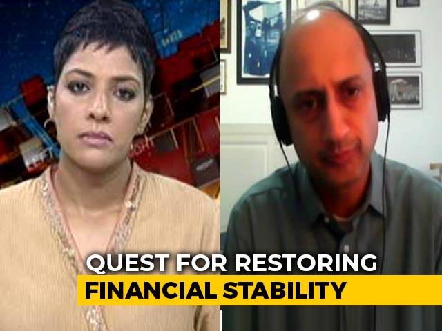 Video: Ex-Deputy RBI Governor Viral Acharya On India's Financial Stability Amid COVID
