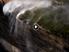 Caught On Camera: The Strange And Spectacular Phenomenon Of Reverse Waterfalls