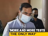 Video : Assam To Conduct One Lakh COVID-19 Tests From Wednesday: Minister