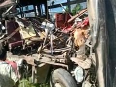 6 Killed After Two UP Transport Buses Collide Near Lucknow, Probe Ordered