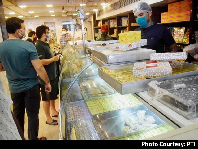 Video : Sweets Industry Sales May Drop By Rs 5,000 Crore During Raksha Bandhan
