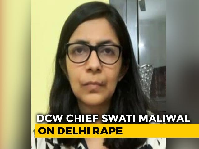 Video : 12-Year-Old Raped, Tortured, Hope She Survives, Says Swati Maliwal