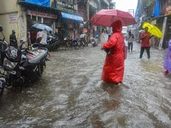 Mumbai, Thane Get Heavy Rain; Met Office Predicts More Showers
