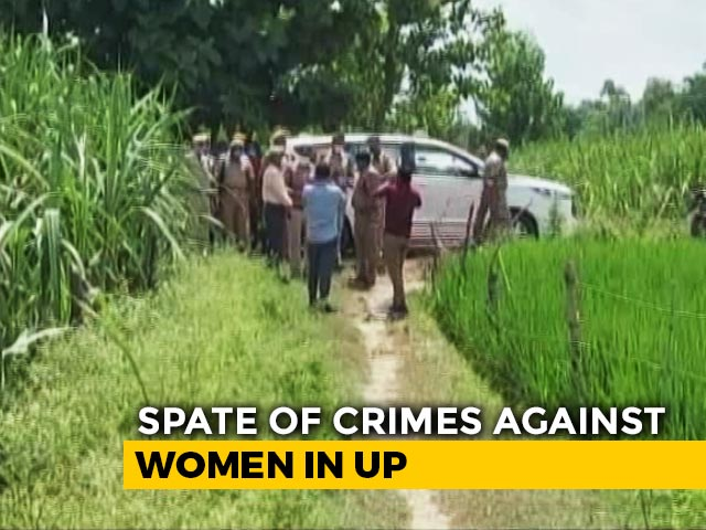 Video : Girl, 17, Raped, Killed In Uttar Pradesh District; Second Such Incident In 10 Days