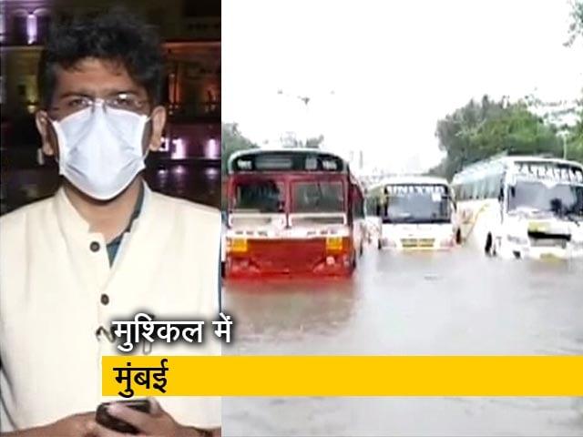 Video : खबरों की खबर: क्यों हर साल मुंबई बेहाल ?