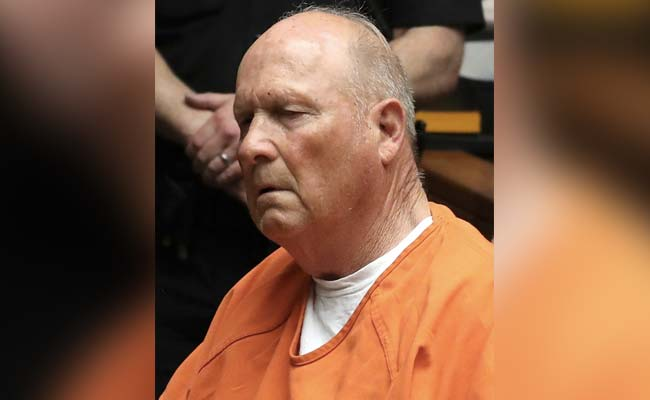 'Truly Sorry,' Says US 'Golden State Killer' After Being Sentenced To Life